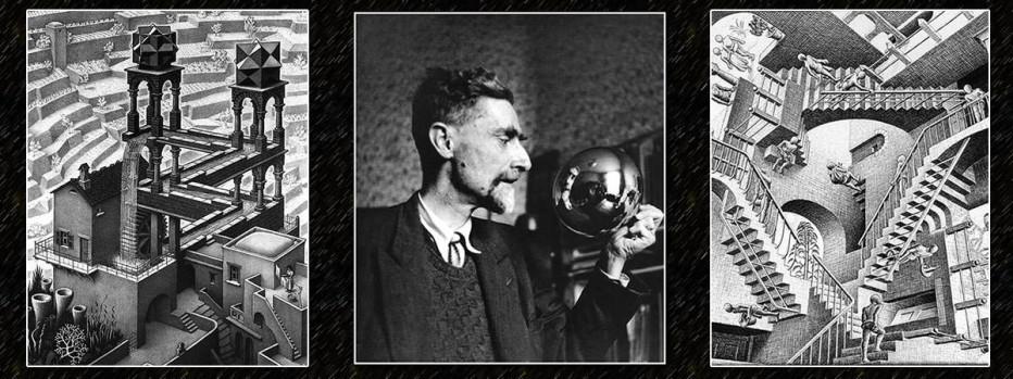 M.C. Escher   10 Facts About The Famous Graphic Artist