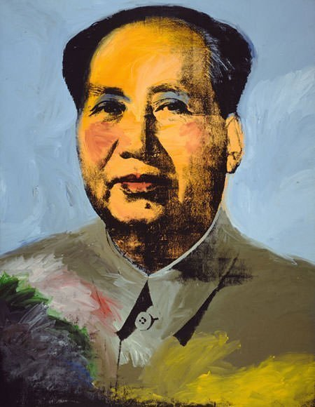 Mao (1973) - Andy Warhol
