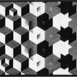Metamorphosis I (1937) - M.C. Escher