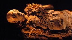 Mummy of Hatshepsut
