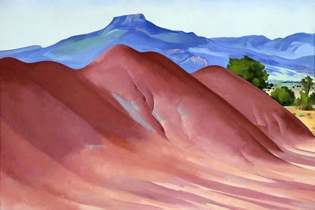 Georgia O'Keeffe | 10 Facts On The Famous American Artist | Learnodo ...