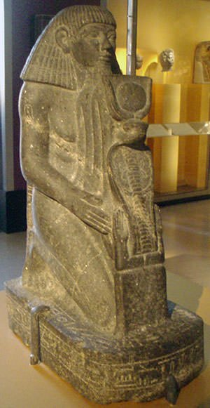 Statue of Senenmut