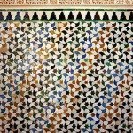 Tessellations at Alhambra