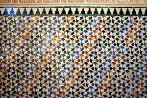 Tessellations at Alhambra
