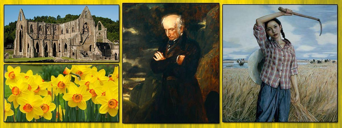 10 Most Famous Poems By William Wordsworth Learnodo Newtonic