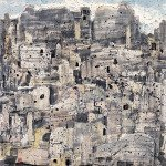 Ancient City of Jiaohe - Wu Guanzhong