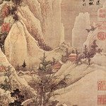 Clearing after Snow on a Mountain Pass - Tang Yin