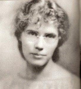 Robert's daughter Irma Frost