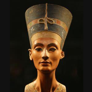 Nefertiti Stamp