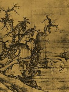 Reading the Stele - Li Cheng