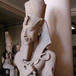 Statue of Akhenaten