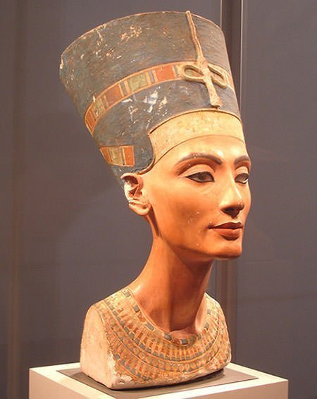 Bust of Nefertiti