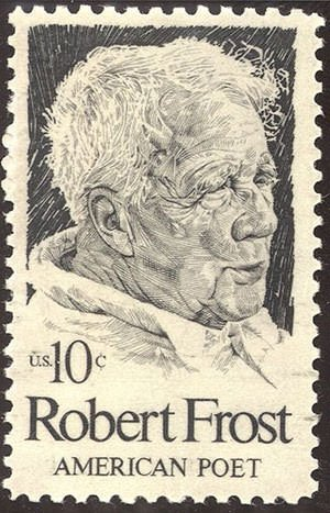 Elinor Miriam White and Robert Frost