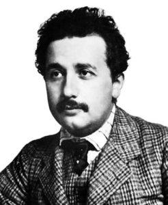 Albert Einstein in 1905