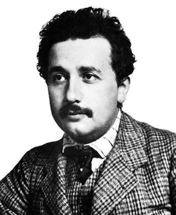 Albert Einstein in 1905