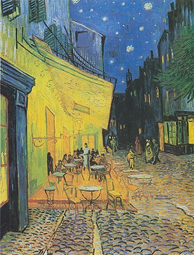 10 most famous paintings by vincent van gogh learnodo for Van gogh paintings locations