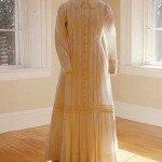 Dickinson's White Dress