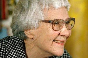 Harper Lee in 2007
