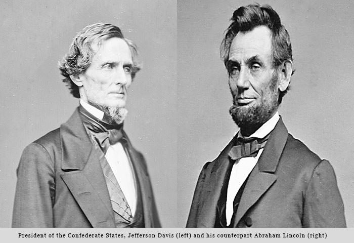Jefferson Davis | 10 Facts On The President of Confederacy ...