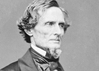 Jefferson Davis Facts Featured