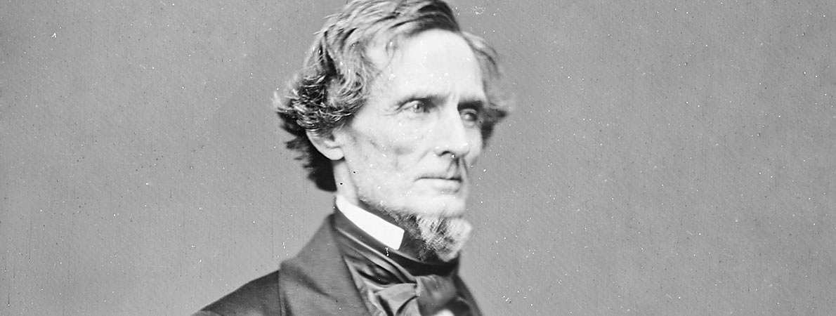 Jefferson Davis Facts Featured