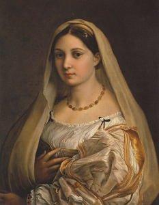 La Donna Velata (1515) - Raphael