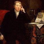 Portrait of Edward Jenner