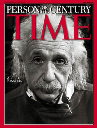 major accomplishments of albert einstein learnodo newtonic time person of the century albert einstein