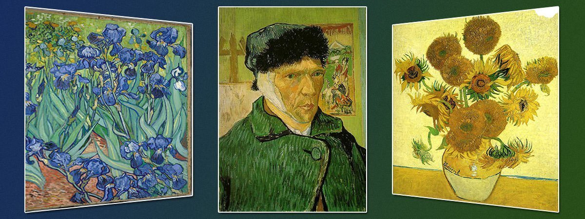 Van Gogh Famous Paintings Featured