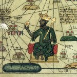 Depiction of Mansa Musa
