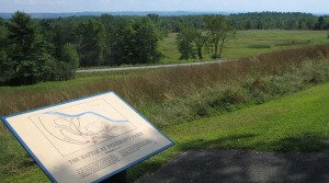 Freeman's Farm battlefield