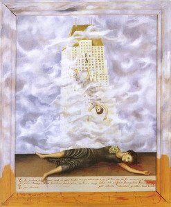 The Suicide of Dorothy Hale (1938) - Frida Kahlo