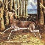 The Wounded Deer (1946) - Frida Kahlo