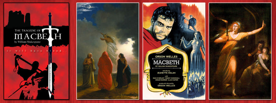 william shakespeare and macbeth Plot summary of and introduction to william shakespeare's play macbeth, with links to online texts, digital images, and other resources.