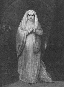 Sarah Siddons as Lady Macbeth