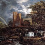 The Jewish Cemetery - Jacob van Ruisdael