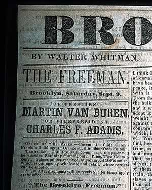 Brooklyn Weekly Freeman