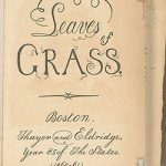 Leaves Of Grass (1860)
