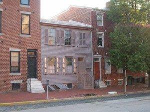 The Walt Whitman House