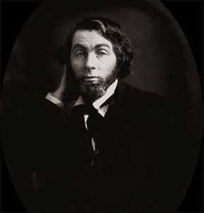 Walt Whitman, Age 28