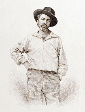 Walt Whitman, Age 37