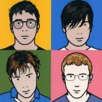 Cover Art of Blur's Album