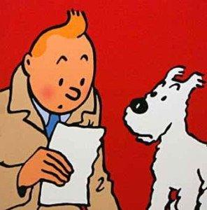Herge's Tintin