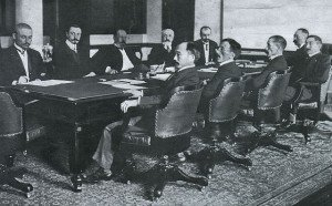 Negotiations at Treaty of Portsmouth