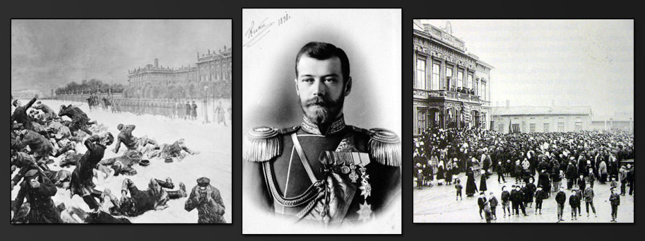 decline and fall romanov dynasty