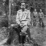 Nicholas II in March 1917