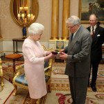 David Hockney Receives Order Of Merit