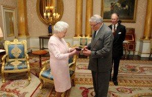 David Hockney Receives Order Of Merit