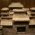 Han Dynasty palace model