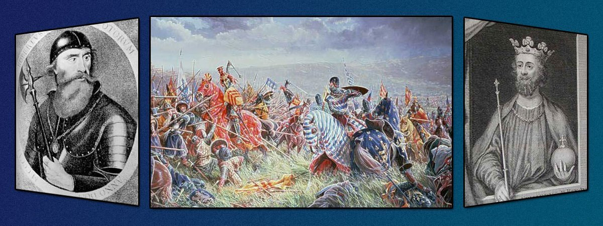 Battle of Bannockburn Facts Featured